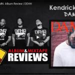 Kendrick Lamar – DAMN. Album Review   DEHH