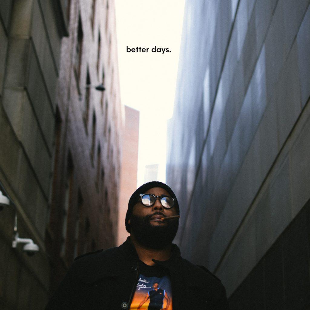 Better Days Single CoverArt