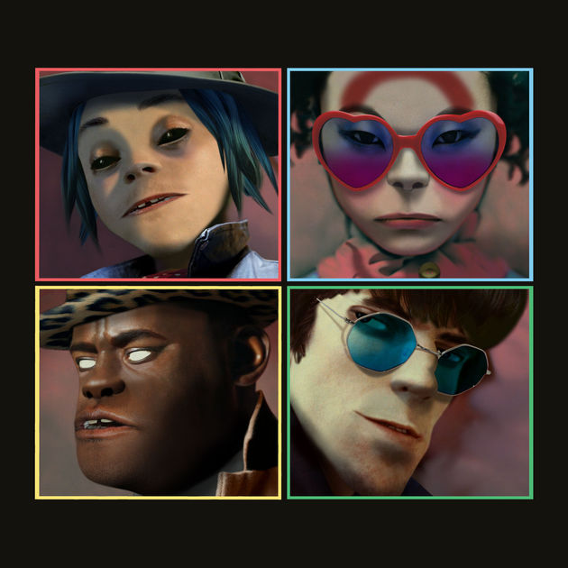 Gorillaz Deluxe
